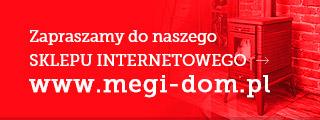 Sklep internetowy www.megi-dom.pl - kominki i wkłady kominkowe